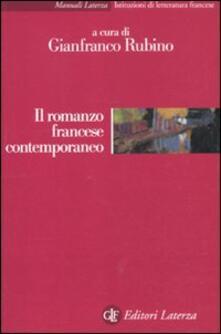 Winniearcher.com Il romanzo francese contemporaneo Image