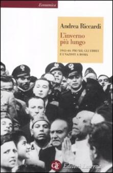 Promoartpalermo.it L' inverno più lungo. 1943-44: Pio XII, gli ebrei e i nazisti a Roma Image