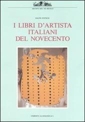 I libri d'artista italiani del Novecento