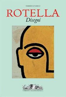 Rotella: Disegni - cover
