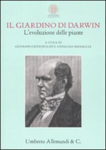 Il giardino di Darwin. L'evoluzione delle piante. Catalogo della mostra (Bologna, 4 aprile-30 giugno 2009). Ediz. italiana e inglese