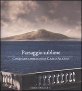 Paesaggio sublime. Cinquanta immagini di Carlo Alfaro. Catalogo della mostra (Sorrento, 30 aprile-27 maggio 2010)