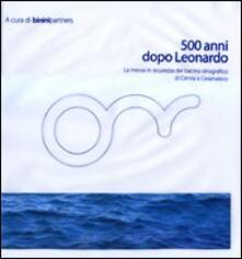 Camfeed.it Cinquecento anni dopo Leonardo. La messa in sicurezza del bacino idrografico di Cervia e Cesenatico Image