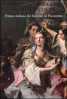 Galleria Giamblanco. Pittura italiana dal Seicento al Novecento.pdf