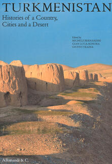 Antondemarirreguera.es Turkmenistan. Histories of a country, cities and a desert Image