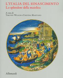 Ristorantezintonio.it L' Italia del Rinascimento. Lo splendore della maiolica. Catalogo della mostra (Torino, 13 giugno-14 ottobre 2019). Ediz. illustrata Image
