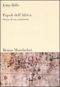 Popoli dell'Africa. Storia di un continente