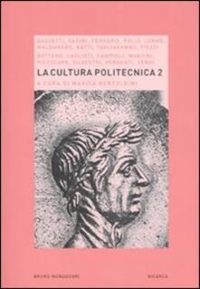 Camfeed.it La cultura politecnica. Vol. 2 Image