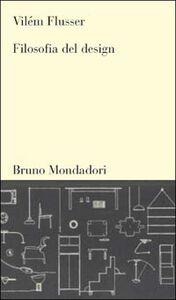 Libro Filosofia del design Vilém Flusser
