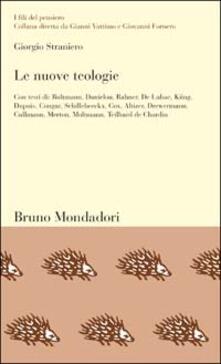 Le nuove teologie - Giorgio Straniero - copertina