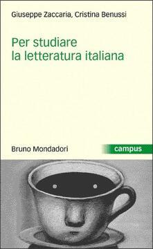 Per studiare letteratura italiana.pdf