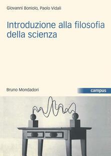 Premioquesti.it Introduzione alla filosofia della scienza Image
