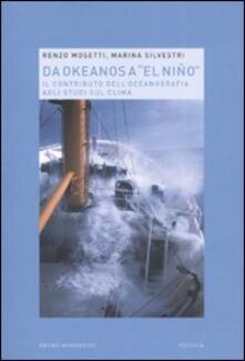 Radiospeed.it Da Okeanos a «El Niño». Il contributo dell'oceanografia agli studi sul clima Image