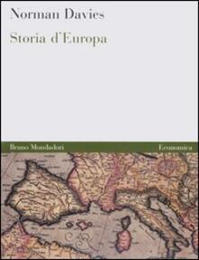 Storia d'Europa. Vol. 1-2 - Norman Davies - copertina