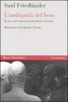 Promoartpalermo.it L' ambiguità del bene. Il caso del nazista pentito Kurt Gerstein Image