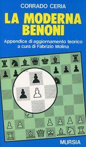 Libro La moderna Benoni Corrado Ceria