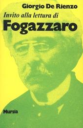Invito alla lettura di Antonio Fogazzaro