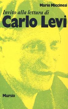 Daddyswing.es Invito alla lettura di Carlo Levi Image