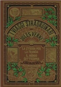 Libro La strada per la Francia-Il mondo sottosopra Jules Verne