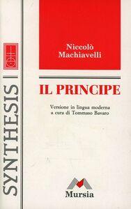Libro Il principe di Machiavelli Bavaro