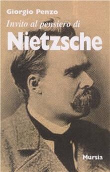 Ascotcamogli.it Invito al pensiero di Friedrich Nietzsche Image