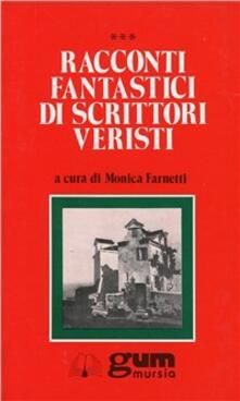 Premioquesti.it Racconti fantastici di scrittori veristi Image