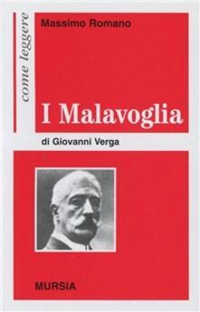 Come leggere «I Malavoglia» di Giovanni Verga - Massimo Romanò - copertina