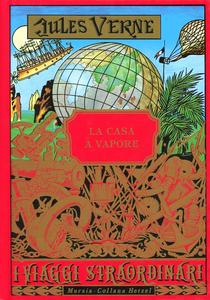 Libro La casa a vapore Jules Verne