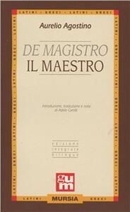 De magistro-Il maestro
