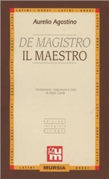 Amatigota.it De magistro-Il maestro Image