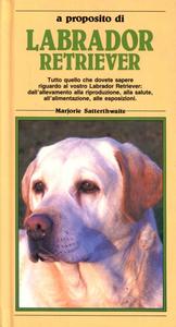 Libro Labrador retriever Marjorie Satterthwaite