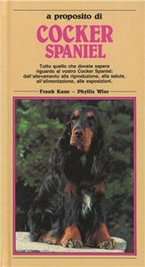 Libro Cocker spaniel Frank Kane , Phyllis Wise