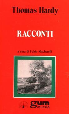 Racconti - Thomas Hardy - copertina