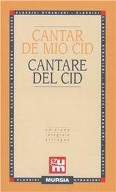 Cantar de mio Cid-Cantare del Cid