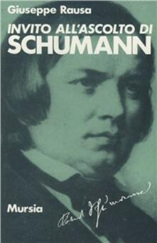 Winniearcher.com Invito all'ascolto di Robert Schumann Image