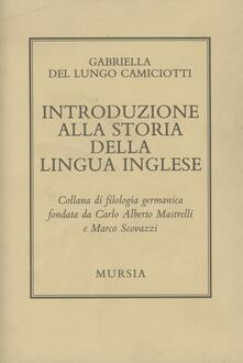 Grandtoureventi.it Introduzione alla storia della lingua inglese Image