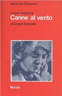 Come leggere «Canne al vento» di Grazia Deledda - De Giovanni Neria - wuz.it