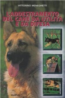 Camfeed.it L' addestramento del cane da utilità e da difesa Image