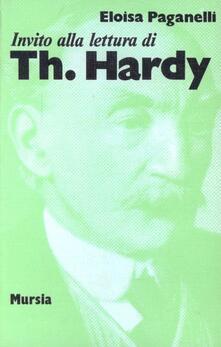 Invito alla lettura di Th. Hardy - Eloisa Paganelli - copertina
