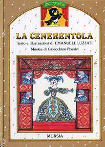 Libro La cenerentola. Con MP3 scaricabile online