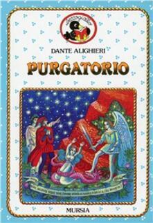 Purgatorio - Dante Alighieri - copertina