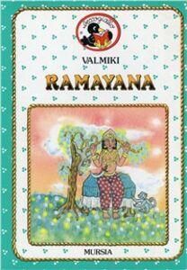 Foto Cover di Ramayana, Libro di Valmiki, edito da Ugo Mursia Editore