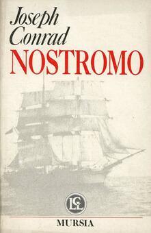 Nostromo - Joseph Conrad - copertina