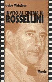 Invito al cinema di Rossellini