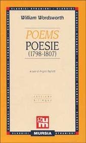 Poems-Poesie (1798-1807)