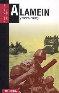 Alamein 1933-1962 - Caccia Dominioni Paolo - wuz.it