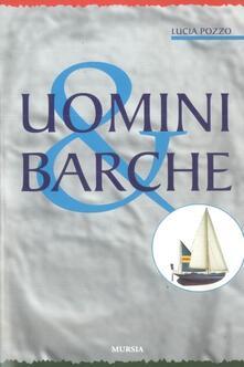 Uomini e barche - Lucia Pozzo - copertina