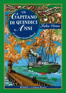 Libro Un capitano di quindici anni Jules Verne
