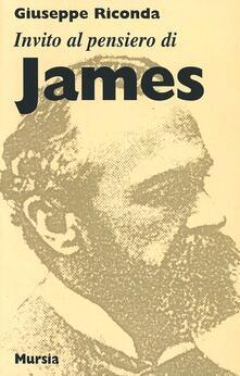 Antondemarirreguera.es Invito al pensiero di James Image