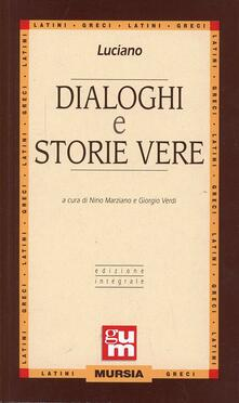 Camfeed.it Dialoghi e storie vere. Ediz. integrale Image